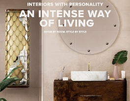 Interiors with Personality - Bathrooms